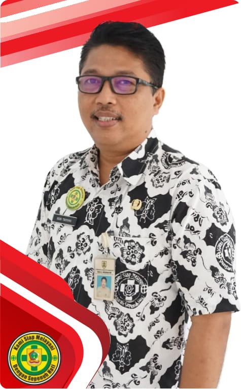 dr. Heri Triyono, MM