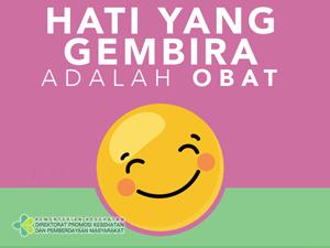 HATI YANG GEMBIRA ADALAH OBAT - RSUD dr. Soediran Mangun ...